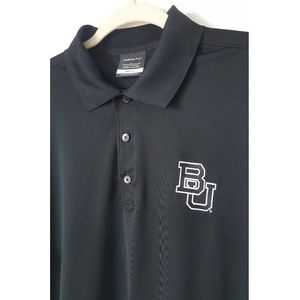 Nike Golf Baylor University Polo Dri-fit LARGE